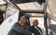 Denel Aviation CEO Michael Kgobe