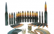 Range of small and medium calibre ammunition produced by Denel PMP