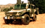 Mamba Mine Protection vehicles are available in 4x4 as well as 4x2 variants. Please contact us for more information.