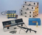 Fully interactive rifle shooting training