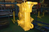 Bell transfer Gearbox
