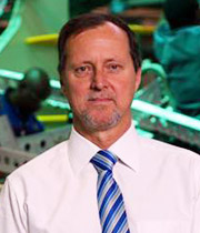 Alan Robertson<br>Executive Manager Operations