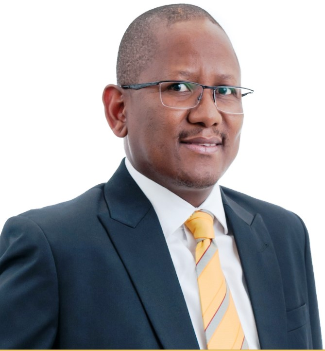 Mike Kgobe<br>Chief Executive Officer